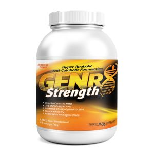 Genr8 Strength - Hyper Anabolic Anti-Catabolic Formula